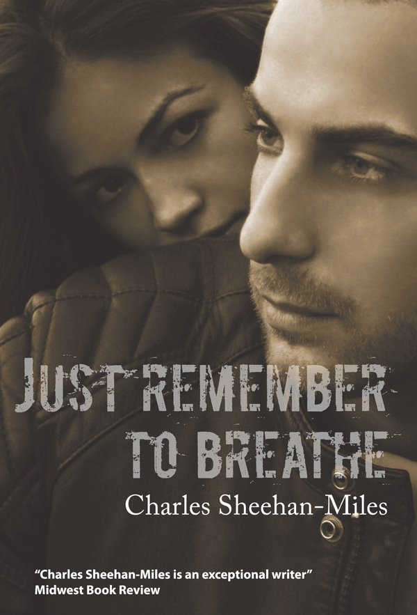Just Remember to Breathe featured at Indie Book Shelf